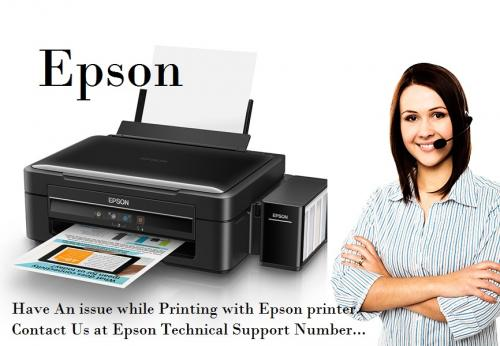 Contact Epson Customer Service phone number for a quick help