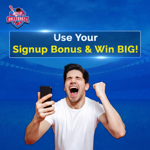 Play Fantasy Cricket and get bonus