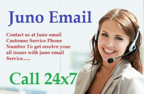 Juno email Support Number