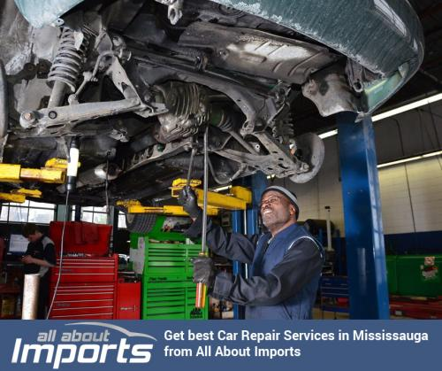 Get best Car Repair Services in Mississauga from All About Imports
