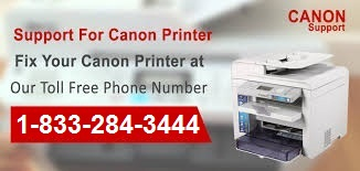 Canon Printer Customer Support 1-833-284-3444 Number- How to Install Canon Printer Driver