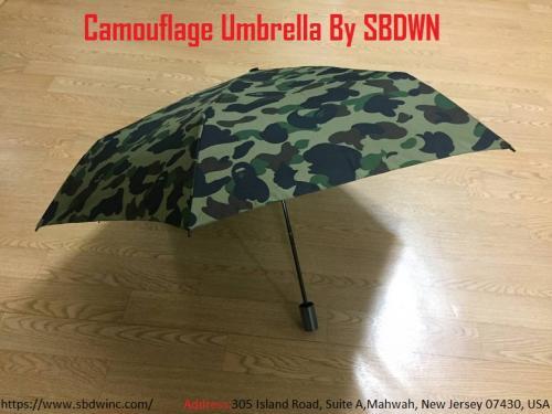 Camouflag Umbrellas