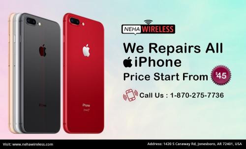 iPhone Repair Service In Jonesboro Ar +1-870-275-7736