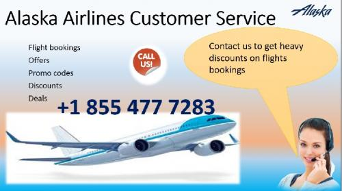 Dial Alaska Airlines Contact Number