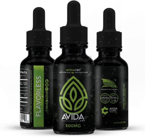 Shop Best AVIDA CBD Products For Better Health