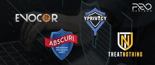 Security Logo Design | Cyber Security Logo Design