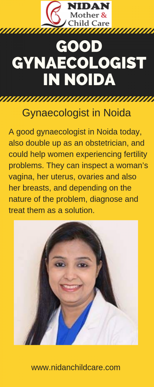 Getting a Good Gynaecologist in Noida Significant