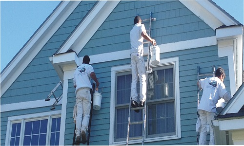 Commercial & Residential Painting Contractor | Blue Ocean Painting