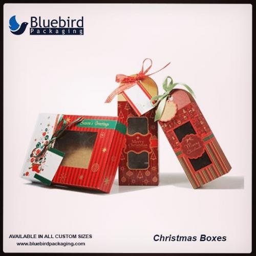 Beautiful Christmas Gift Boxes to Pack and Display Your Gifts