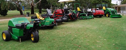 Buy The Best Golf Course Mowers