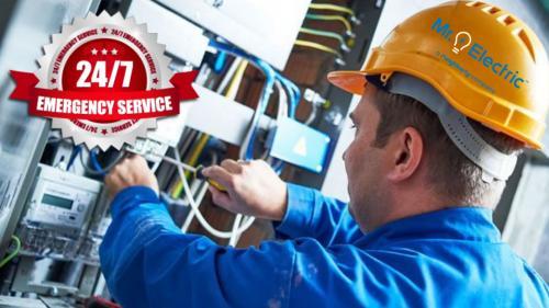 24/7 Emergency Electricians in Arlington