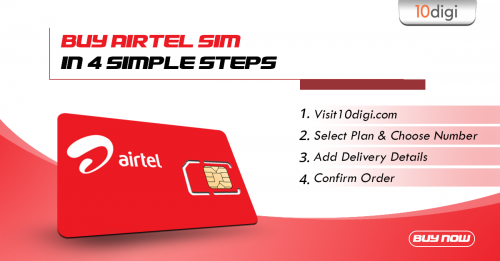 Looking for postpaid plans? Find it at 10digi.com