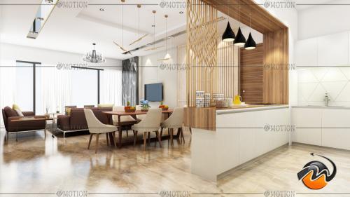 3D Interior Design by 3DMotion