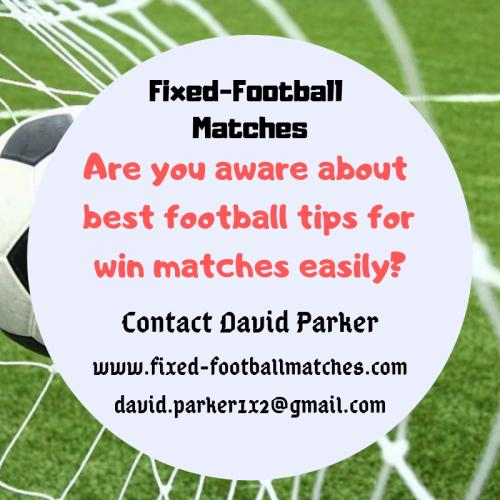 Are you aware about best football tips for win matches easily_