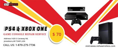 game console repair in jonesboro ar