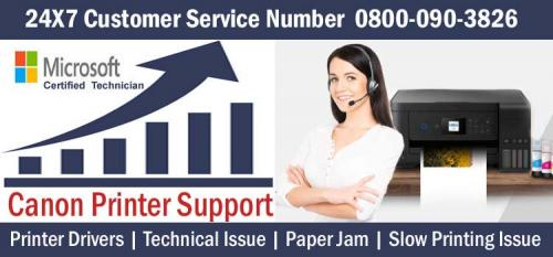 Easy method to resolve Canon Printer issues