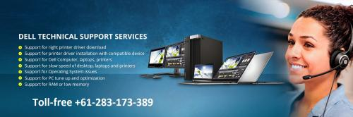 Dell Printer Technical Support Australia | +61-283-173-389