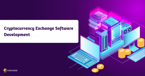 Cryptocurrency Exchange Software Development