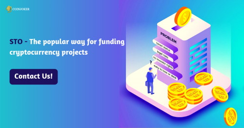 STO - The popular way for funding cryptocurrency projects