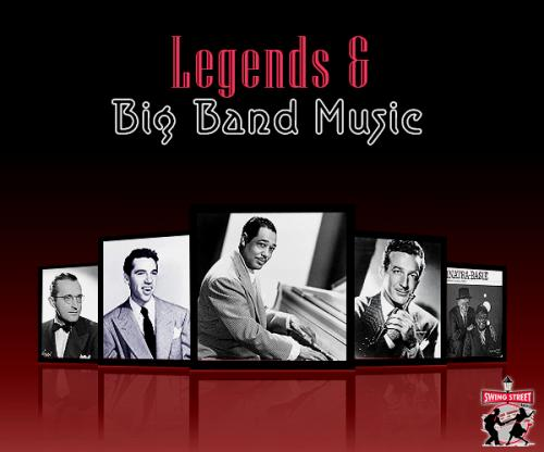 Big Band Music And Some Of The Greatest Albums By Legends