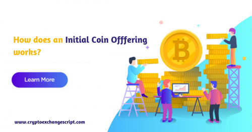 How does an Initial Coin Offering works?