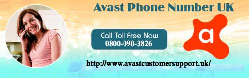 Unable to fix Avast issues, then contact us