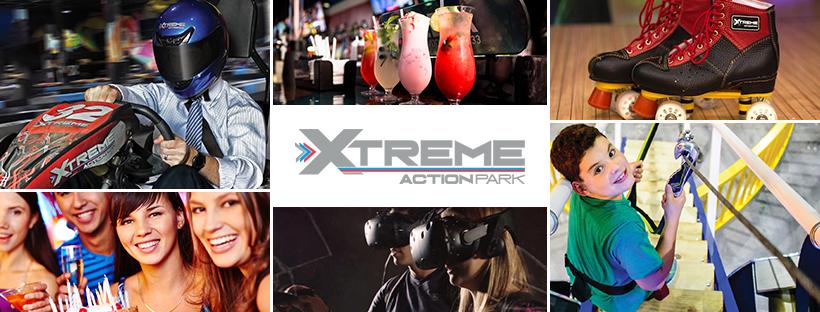 Xtreme Action Park Cover