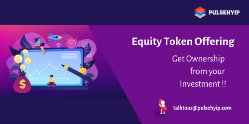 Equity Token Offering