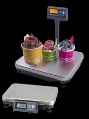 POS System With Scale
