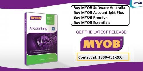 Get and Buy MYOB Software in Australia
