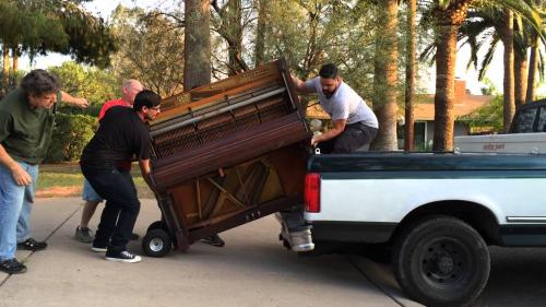 Hire The Best Sacramento Piano Movers