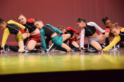 winter dance camp promote - Mady's Dance Factory