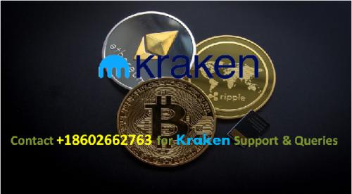 kraken support number 27 march