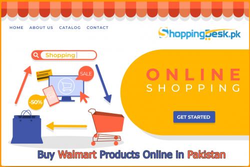 Walmart Online Shopping in Pakistan
