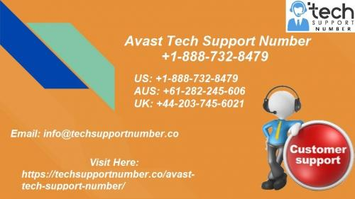 Contact Our Avast Tech Support Number For Best Assistance