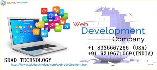 Web Development Company In Delhi NCR, SDAD Technology