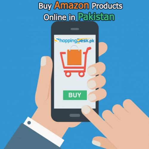 Amazon Online Shopping in Pakistan