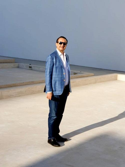 Mohamed Dekkak at Sharjah Art Foundation Opens Sharjah Biennial 14 4
