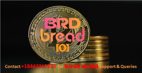 About 【+18443312333】 Bread Wallet Phone Number