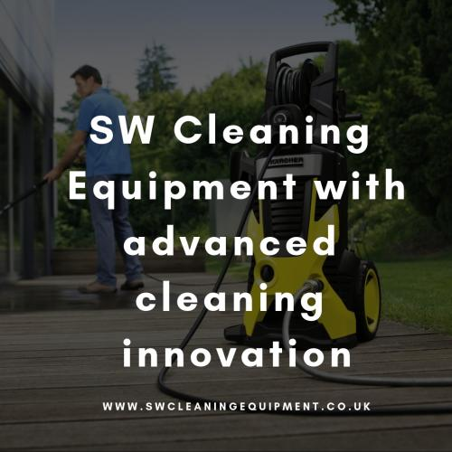 Sw cleaning equipment image