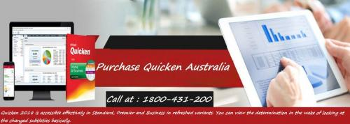 Purchase Quicken Australia | Get Instant Results