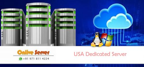 USA Dedicated Server Hosting Solutions - Onlive Server
