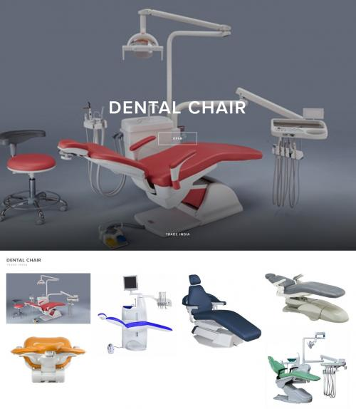 Dental Chairs Manufacturers in India