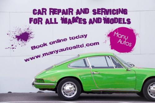 independent car repair business Reading UK