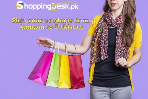Import health & personal care products from Amazon to Pakistan