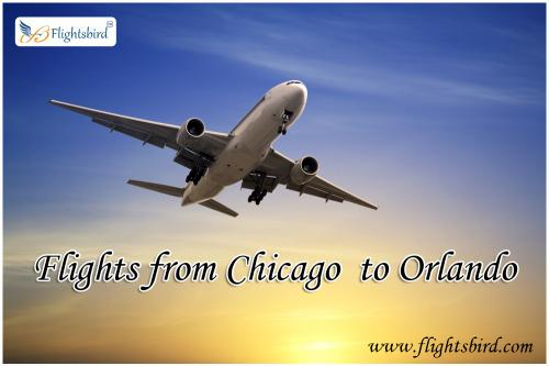 Cheap Flights from ORD to MCO | Chicago to Orlando Flights| Airfare Deals at Flightsbird