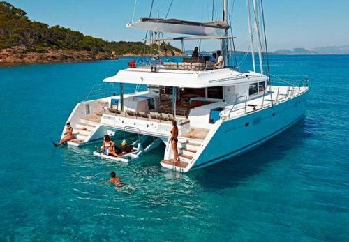 British Virgin Island yacht charter