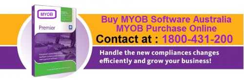 Buy MYOB Premier