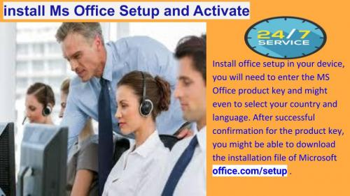 Office.com/setup, Office Setup | Install Office Online
