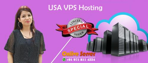 Affordable USA VPS Hosting Plans - Onlive Server